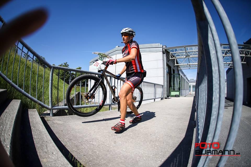 mit dem neuen Bike von REWEL geht es für Lea bald leichter